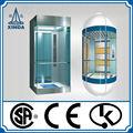 panorâmica de construção elevador de passageiros preço na china