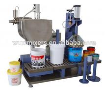 PF explosion proof liquids filling equipment