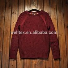 Ronde - col vêtements en tricot