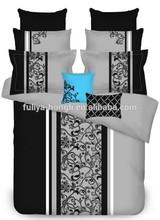 embroidery design wholesale 100% cotton pillowcase, 100% polyester satin pillowcases