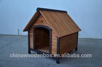 Popular customize wooden dog house