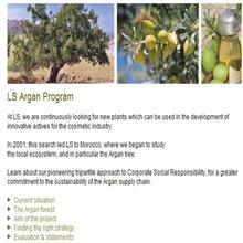 monaco argan plant stem cell face antiageing serum