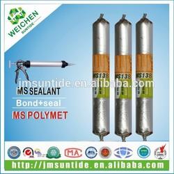 Environment friendly UV resistant MS polymer adhesive silicone sealant spray