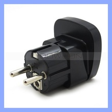 Worldwide Universal Plug Korea 16A 250V Travel Adapter Mini Electrical Converter Korea Plug