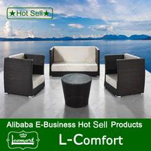 Newest Design High Quality Outdoor Rattan/Wicker Sofa