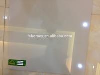 600x600mm beige color porcelanato tile floor tile ivory and patterns Soluble Salt