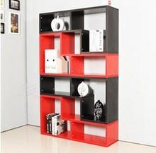 Cheap Colorful Simple Bookcase Design
