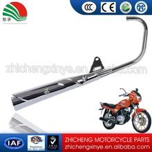 Hot Sales Steel Motorcycle Exhaust Muffler NCR-125CC