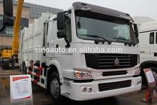 Garbage Truck/Garbage compression truck/sanitation vehicle