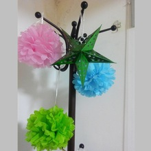 Party Star Paper lampshade for Event Supplies for wedding decoration