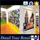 Customized super quality fashion display units for socks