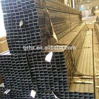 Heibei Shengfang MS Black Rectangular Steel Hollow Section