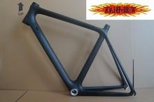 Foco marco de la bici, De fibra de carbono marco de la bicicleta
