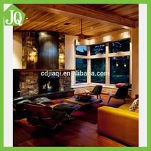 3D Visualization Interior Design prefab wooden house