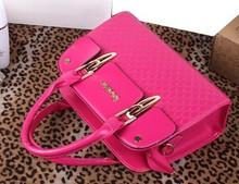 Cheap latest design brand leather bag alibaba express good quality lady handbag