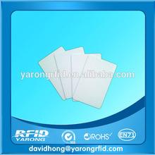 Printable Blank Inkjet PVC card for Epson L801 printer and Canon PIXMA printer