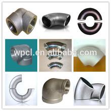 Alloy steel reducer reducing short radius elbow