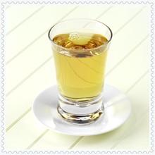 drinkware Eco-Friendly fancy design juice or milk glass cup CE EEC