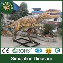 Lisaurus-D Life size art fiberglass dinosaur for sale