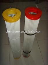 hot sale Cement Silo Polyurethane Cap series industrial dust filter cartridge