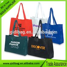 100% Trade Assurance desiney cartoon pp non woven bag laminated shopping bag
