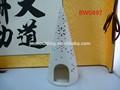 Mat. pagodes céramique brûleurs d'encens& réchauffeur de cire