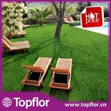 Outdoor decorative artificial grass for garden green turf