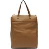 Super practical & large capacity ladies cowhide leather big travel bag