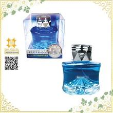 Crystal glass colorful wholesale liquid car air freshener