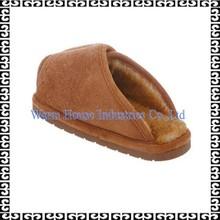 100% Australian sheepskin fashion women slipper