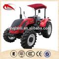 qln berühmten traktor 90hp 100hp 110PS europäischen Qualitätsstandard traktor lenkrad