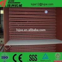 gypsum powder machine/gypsum board equipment/plaster board plant for building construction