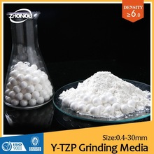 OBC High quality yttria stabilized zirconia beads/coating/silicon oxide on alibaba