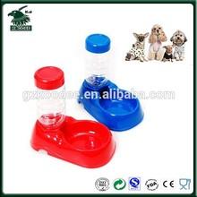 500ml Hot sale good quality pet water fountain,pet water bottle,pet drinking bottle
