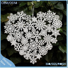 OEM/ODM laser cut christmas decorations