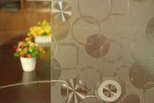 static plastic solar temporary adhesive transparent film window