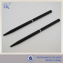 Matte Black Slim Long Pen