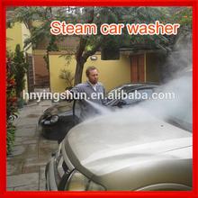 2015 CE no boiler 18 bar diesel steam car wash equipment /steam mobile car wash los angeles