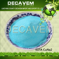 EDTA cu copper chelated fertilizer, edta cu