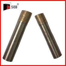 57mm round shank sintered diamond core drill for marble