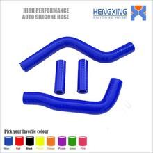 Flexible Silicone Radiator Hose For YAMAHA YZ125 2003-2008