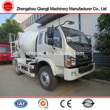 Brand New Foton 6 CBM Concrete Mixer Truck