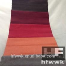 HF-13J little stone design 100% polyester 1MM burnout velvet sofa fabric