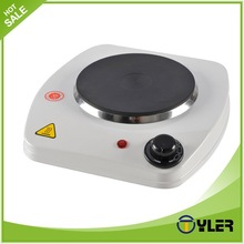 radiant infrared prices electric hot plate 1500w 220v SX-B01