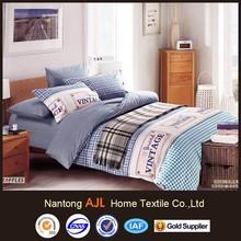 2015 Hot Sales Fashion design quilt,bedding