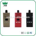 china fornecedor por atacado de cera vaporizador caneta vs2 e cig vaporizador