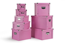 Super quality and good looking foldable doll storage box barbie doll packaging boxes