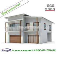 Hot sale economic prefab villa / prefabricated apartments building for sale