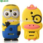 2015 cute silicone mobile phone case for lenovo