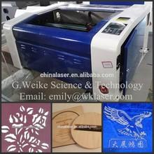 chinese laser cutter machine Storm 500 / wedding invitation card printing machine